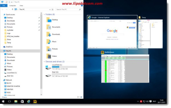 Windows 10 Aero Snap - Must Know Tips