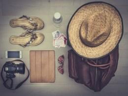 Travel beauty tip essentials