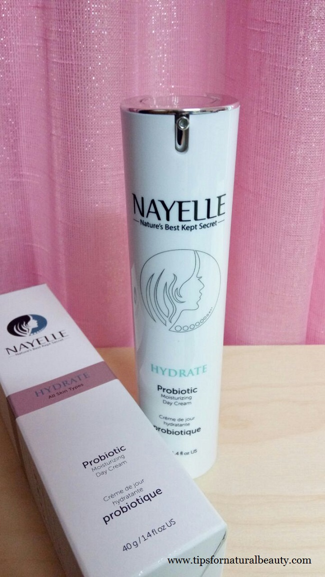 NAYELLE Hydrate Moisturizing Day Cream