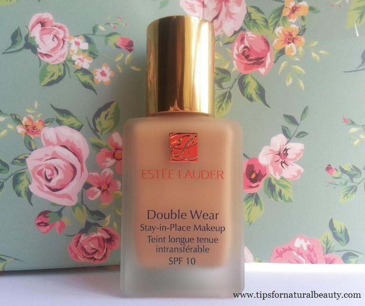 Estee Lauder Double Wear foundation review 4