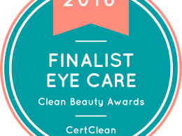 Clean Beauty Awards finalists Eye care