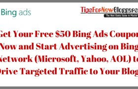 Free Bing Ads Coupon