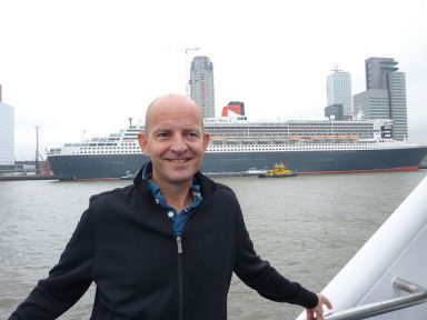 Queen Mary 2 Rotterdam