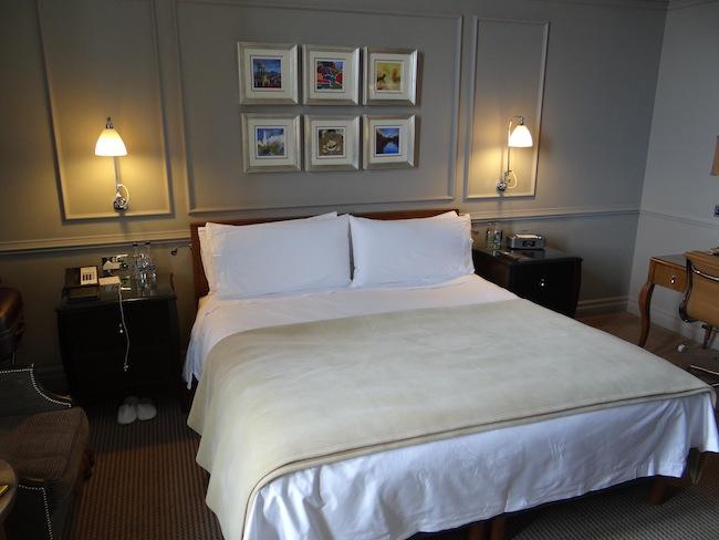 The Caledoniah Waldorf Astoria Hotel Edinburgh Room 402