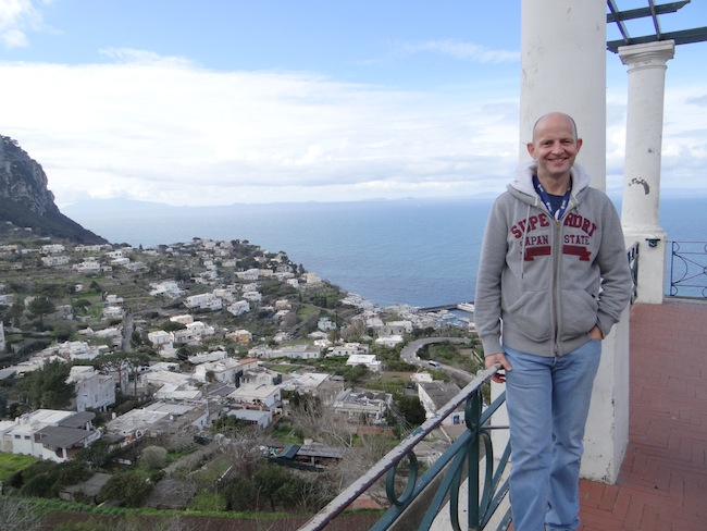 Gary Bembridge Capri Island Italy