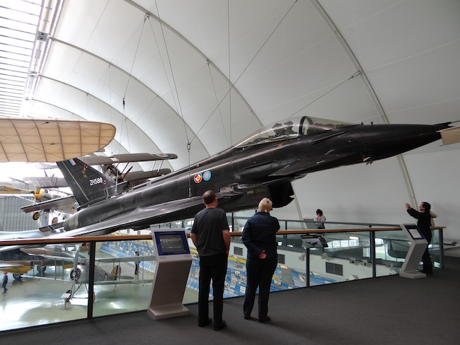 Eurofighter RAF Royal Air Force Museum London