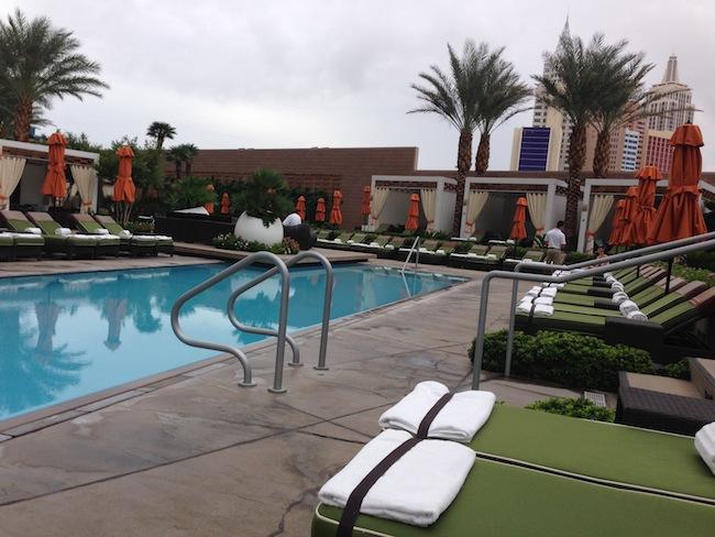Mandarin Oriental Las Vegas Swimming Pool