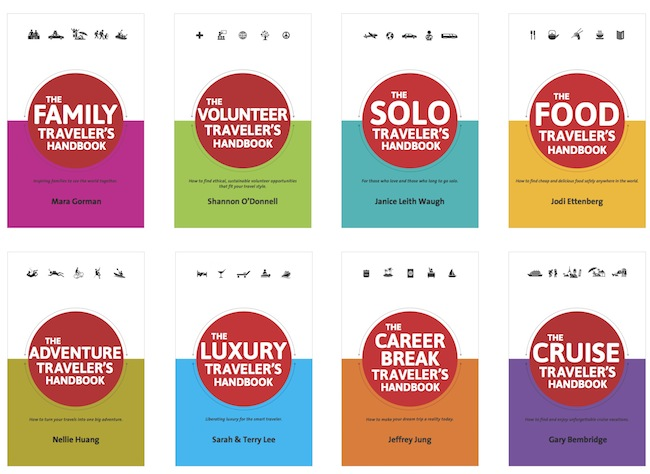 The Traveler Handbook Series