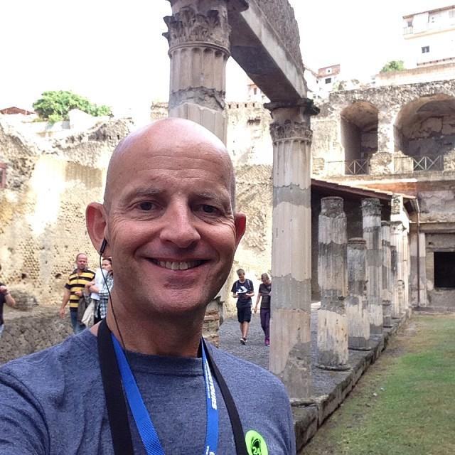 Gary Bembridge Tips for Travellers Herculaneum