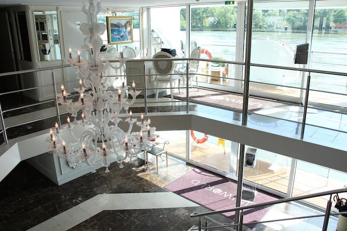 Uniworld River Beatrice Lobby