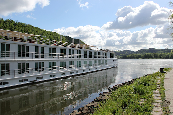 Uniworld River Beatrice in Passau Germany