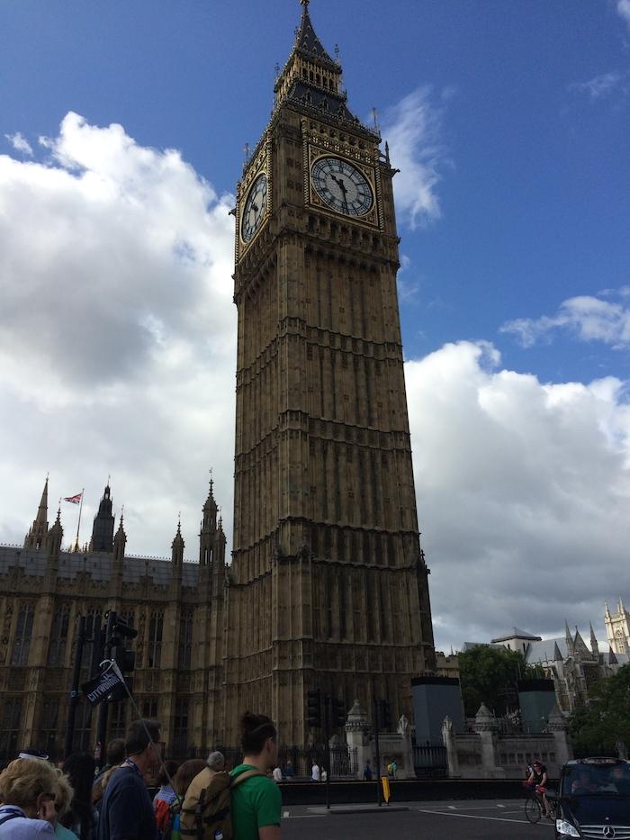 Big Ben House of Parliament London