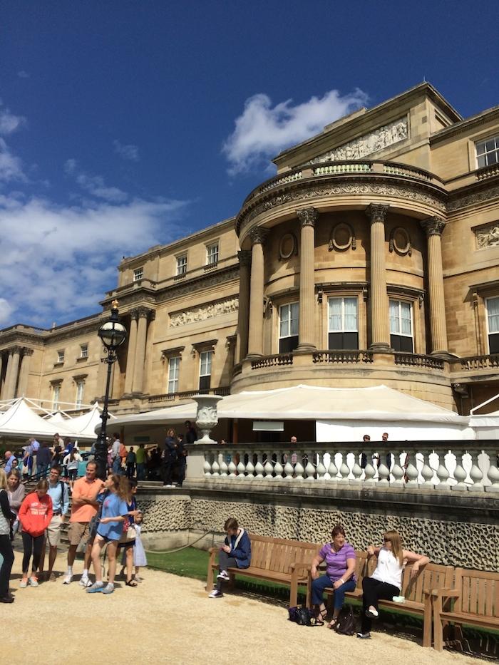 City Wonders London Buckingham Palace and Afternoon Tea ...