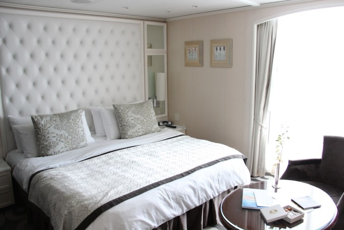 Crystal Cruises Serenity Penthouse Stateroom 10091