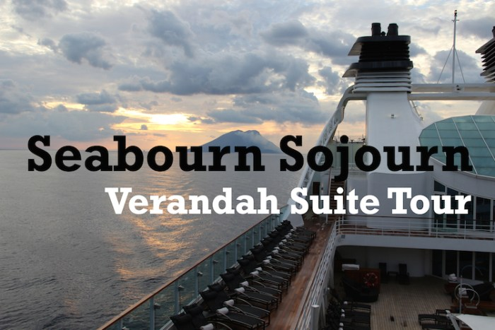 Seabourn Sojourn Suite YouTube Ary