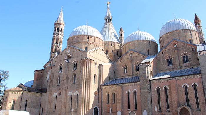 Saint Anthony's Basilica Padua Italy