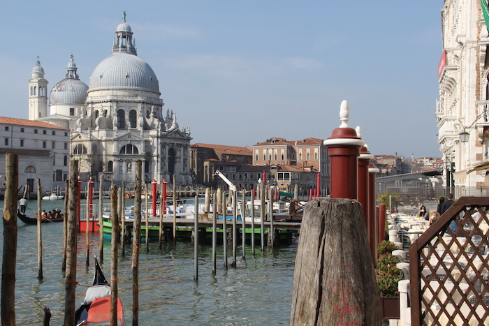 Santa Maria della Salute Church Venice