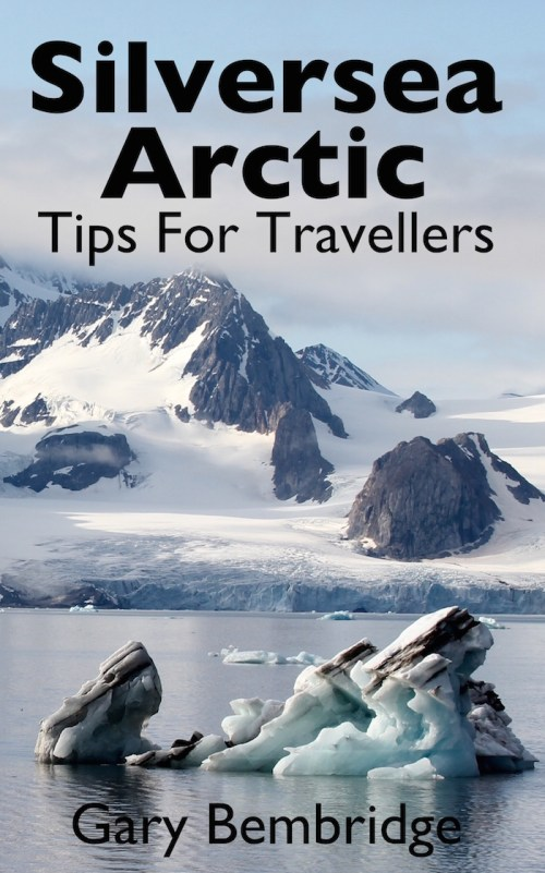 Silversea Arctic eBook Cover