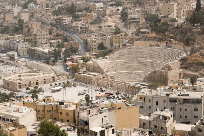 Roman Amphitheatre Amman