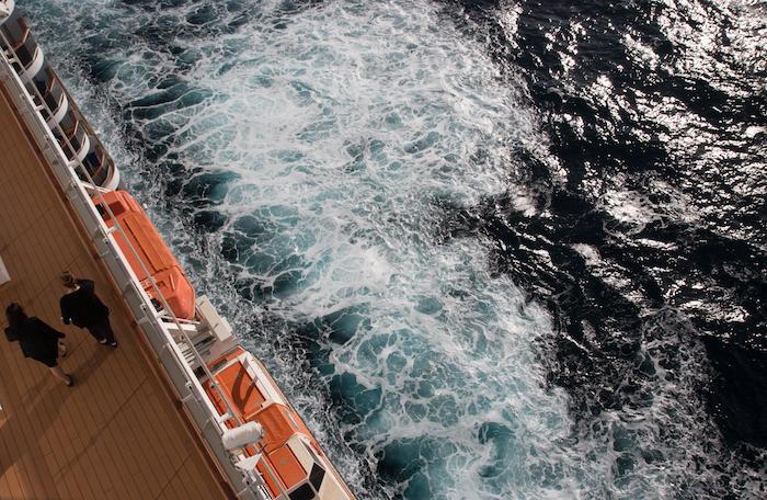 Winner Queen Victoria Ocean