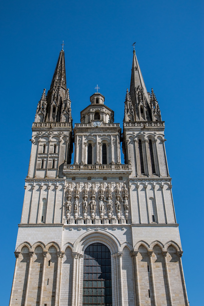 Angers Cathedral France