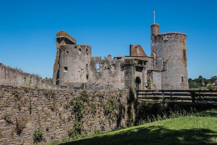 Chateau de Clisson France