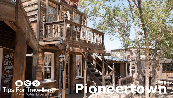 Pioneertown California
