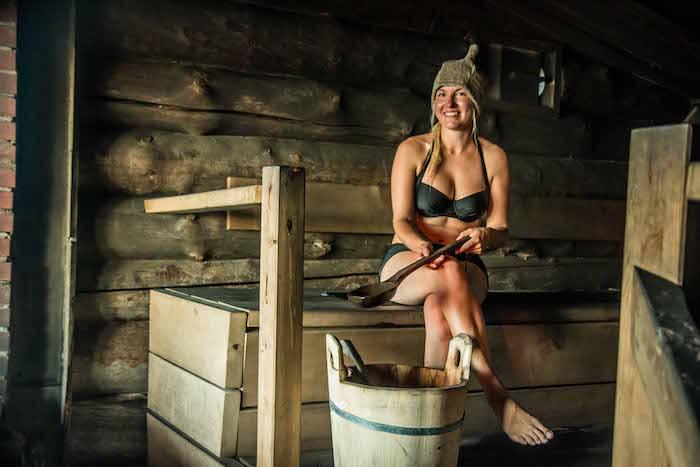 Pyhapillo Sauna Ruka Kuusamo Finland