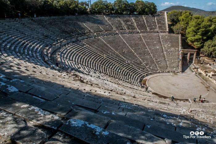 Epidaurus Nafplio Greece