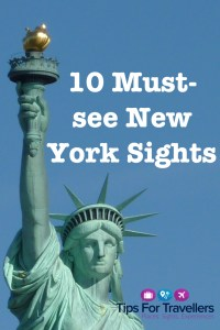 10 Must See New York Sights