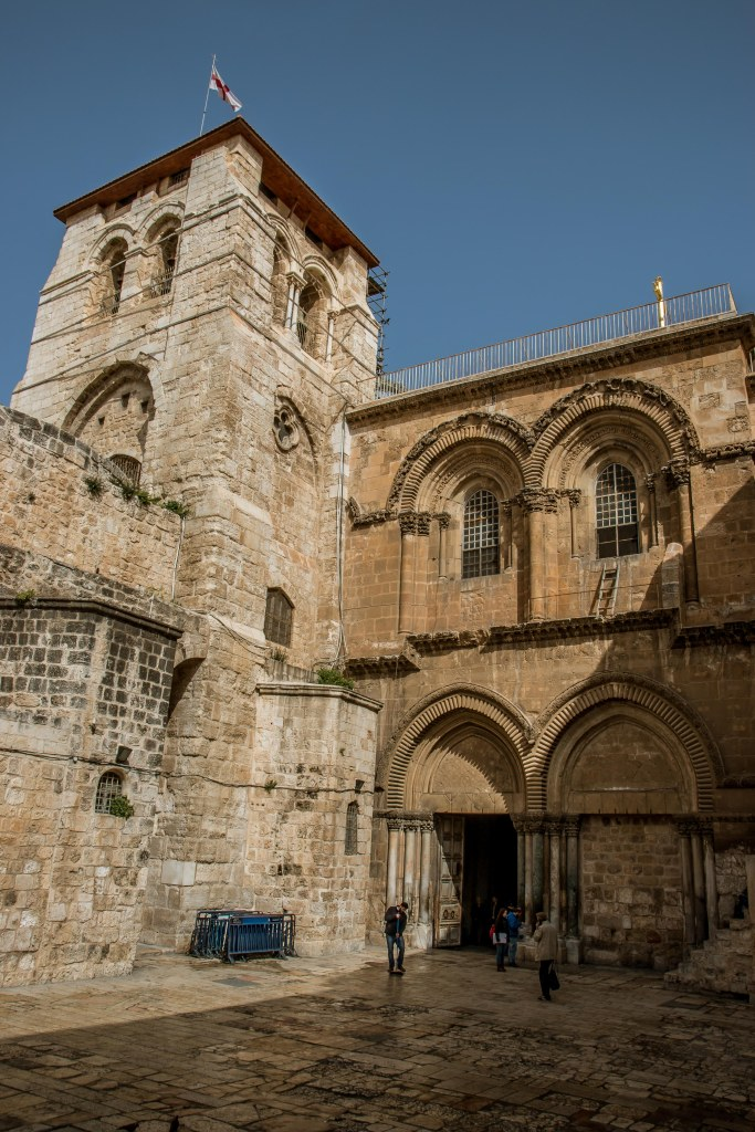 Church of the Holy Sepulchre Jerusalem