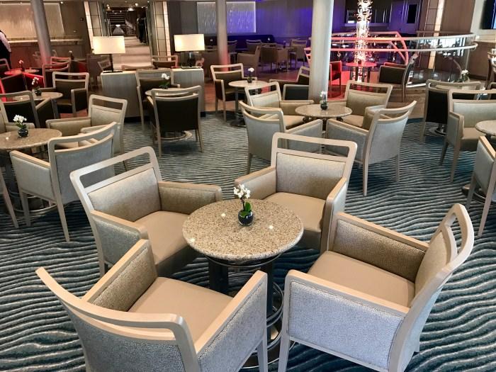 Silversea Silver Muse Panorama Lounge