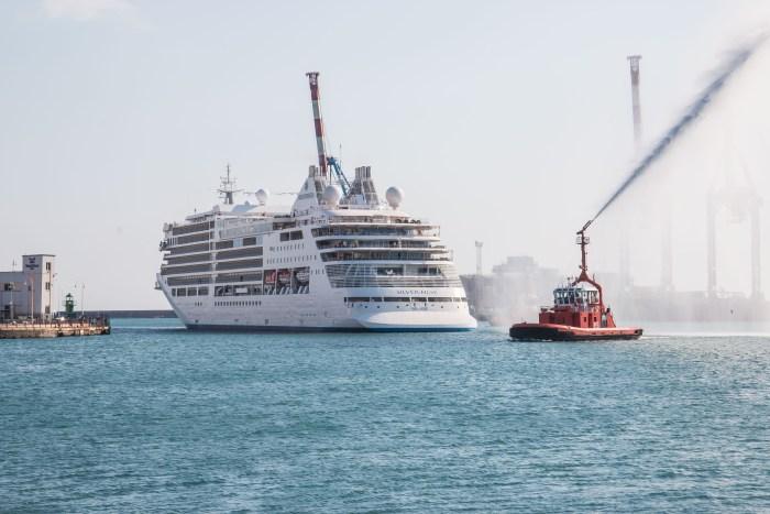 Silversea Silver Muse Genoa