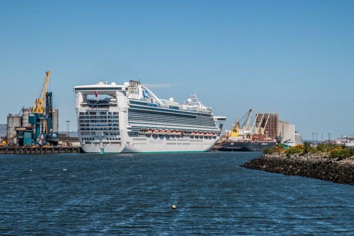 Princess Cruises Caribbean Princess Belfast