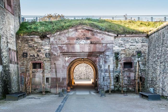 Ehrenbreitstein Fortress Koblenz