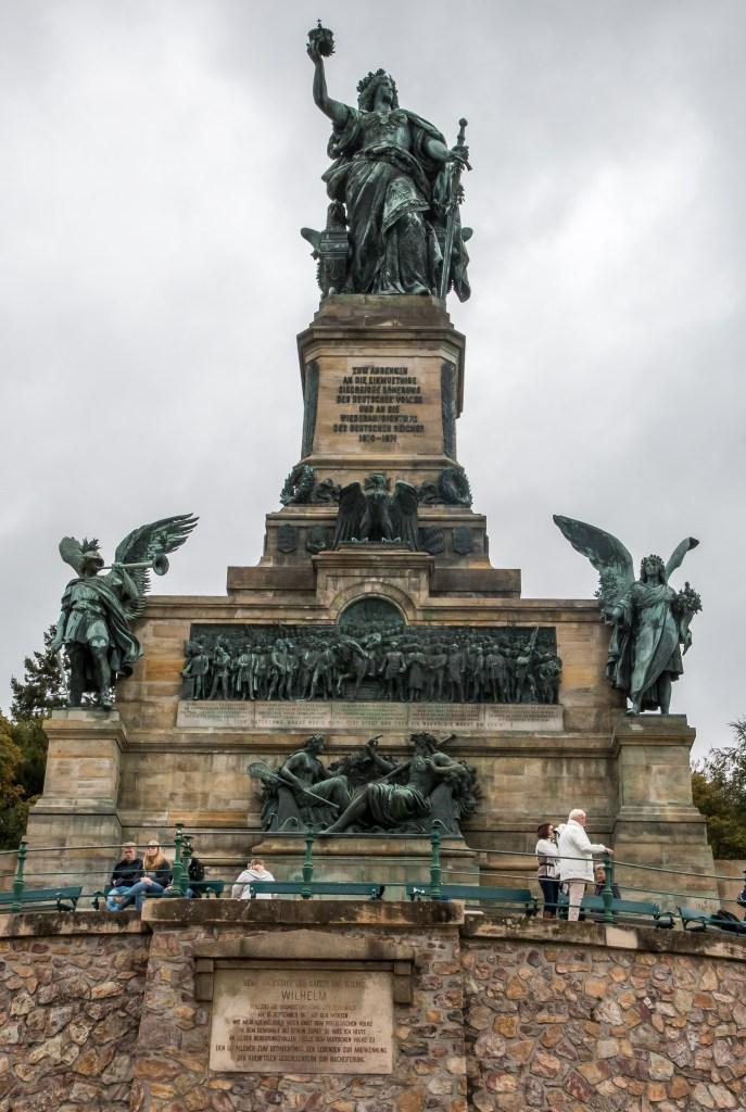 Niederwalddenkmal Rudesheim