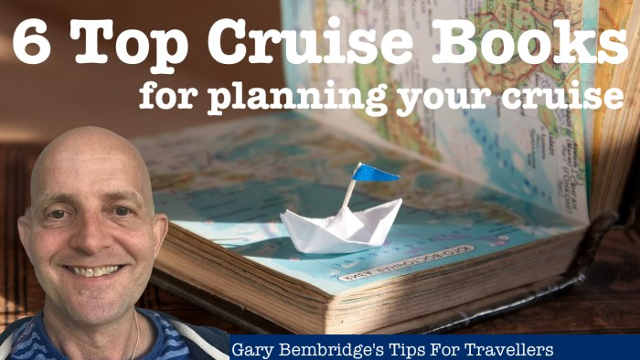 6 Best Cruise Books for Cruise Lovers https://youtu.be/AnPrzu0B4VM
