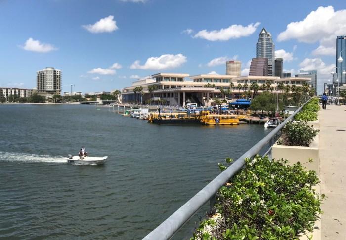 Tampa Waterfront Florida