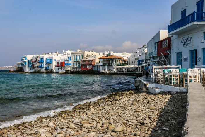 Mykonos Town Greece