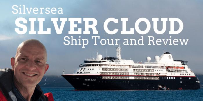 Silversea Silver Cloud Expedition Ship