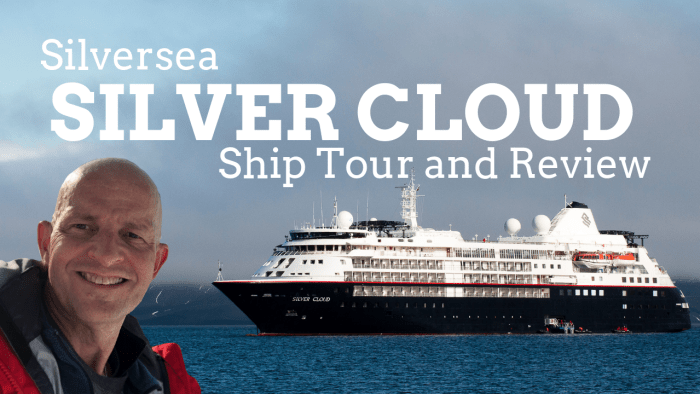 Silversea Silver Cloud Expedition Ship