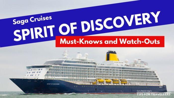 Saga Spirit of Discovery