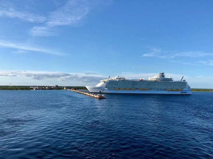 Royal Caribbean Cruise Ship Costa Maya