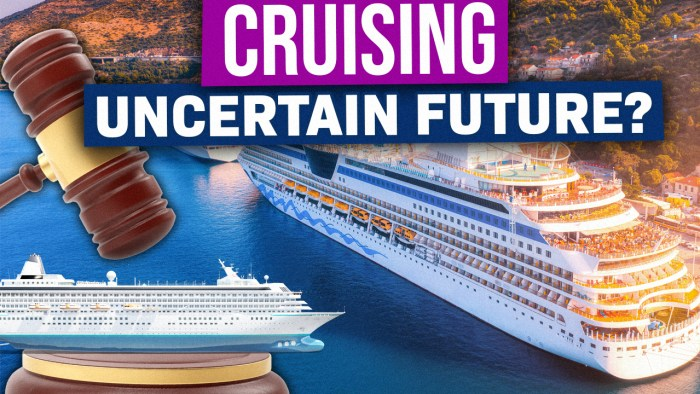 7 Big Challenges Cruising Now Faces