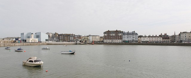 Margate Kent sea front