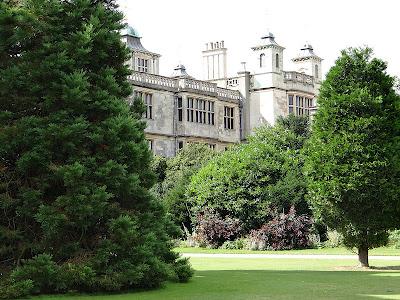 Audley End House and Gardens Essex: One of Best Examples of Jacobean Design in England