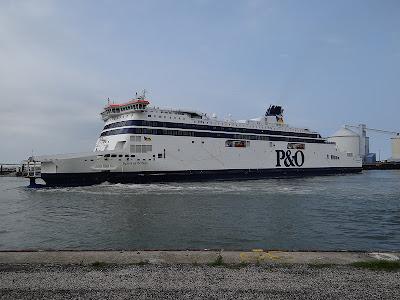 P&O Ferry Spirit of Britain