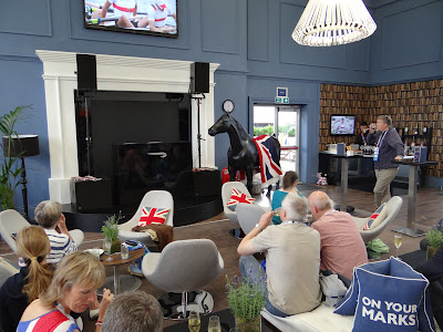 British Airways Hospitality Lounge at London 2012 Olympics