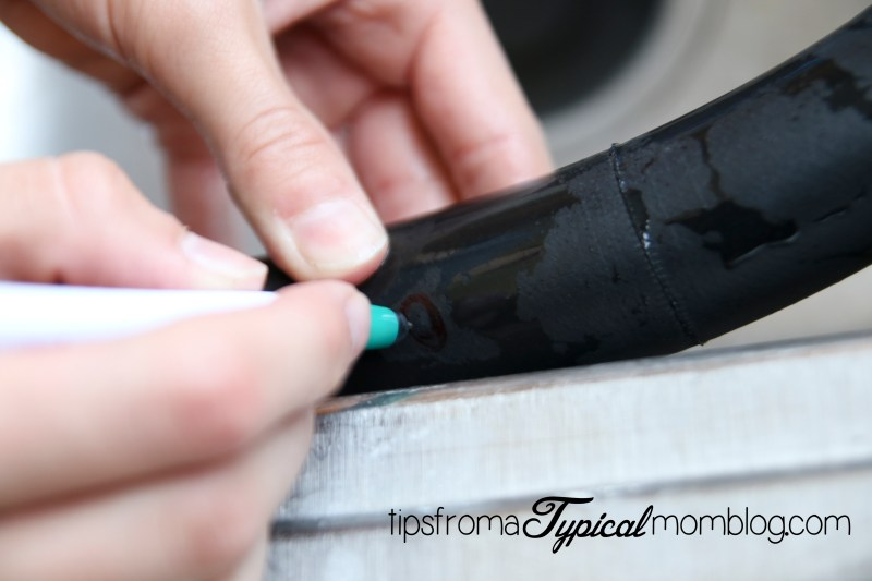 How to fix a flat jogging stroller tire