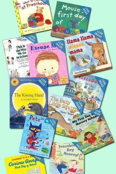 {September} Preschool Book List